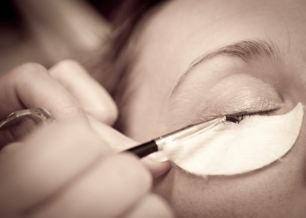 Tinting, Eyelash Extensions and Tanning patch tests